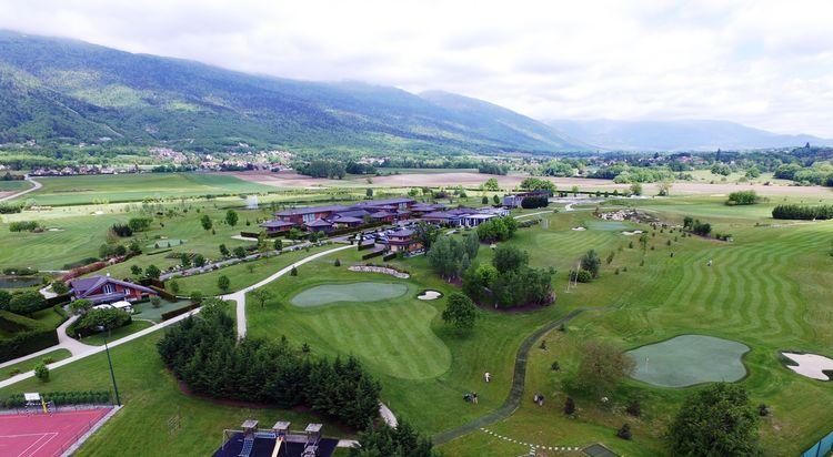 Jiva hill golf club cover picture