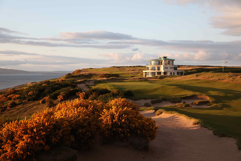 Castle stuart golf links cover picture