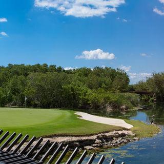 El camaleon mayakoba golf club cover picture