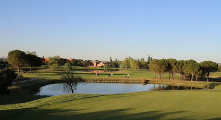 Overview of golf course named Golf La Dehesa