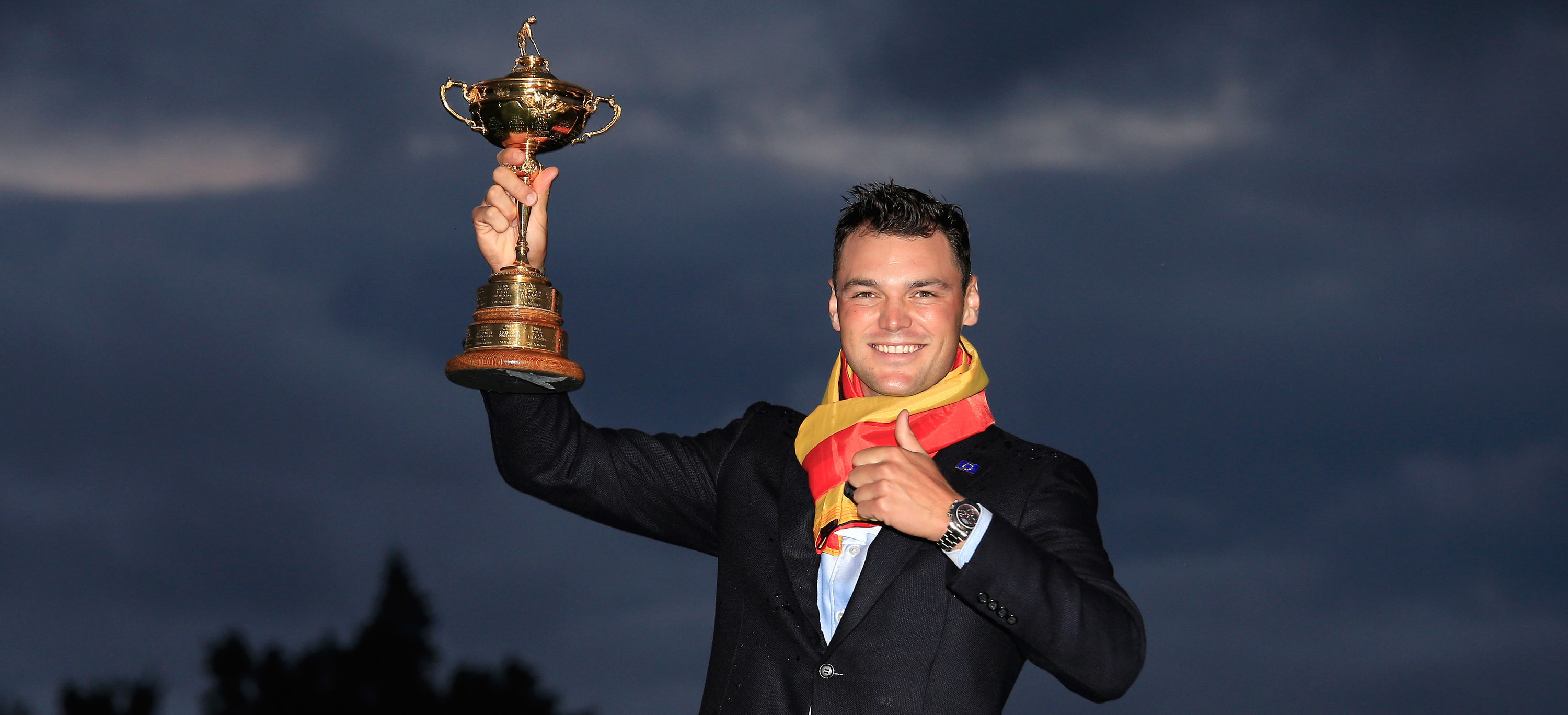 Martin kaymer cover picture