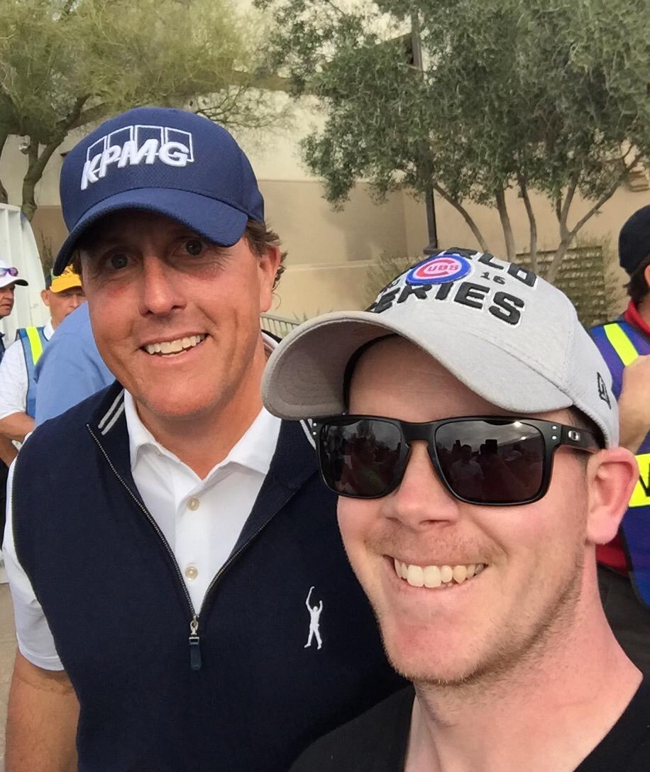 Avatar of golfer named Matt Smith