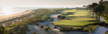 Overview of golf course named Wild Dunes - Links Course
