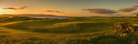 Overview of golf course named Fortrose and Rosemarkie Golf Club Links