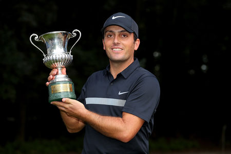 Avatar of golfer named Francesco Molinari