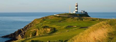 Cover of golf event named USA to Ireland  Open to anyone.  ***** September 2018*****