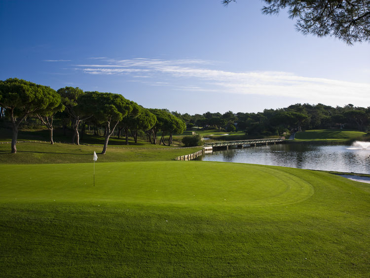 Quinta do lago south course cover picture