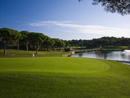 Overview of golf course named Quinta Do Lago - South Course