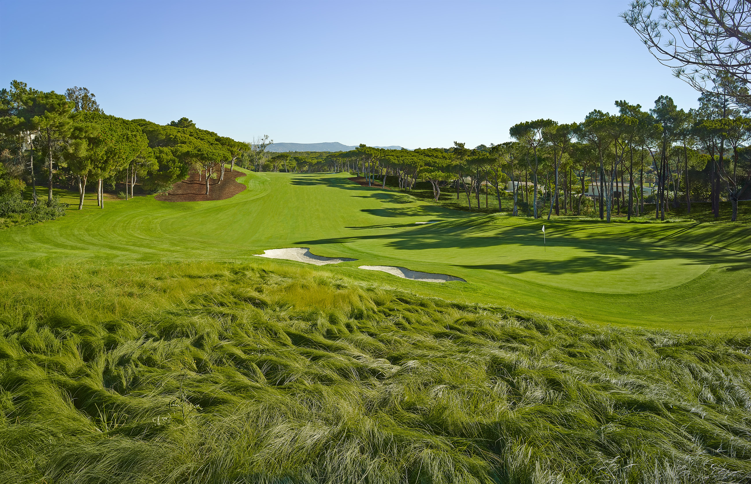 Overview of golf course named Quinta do Lago - North Course