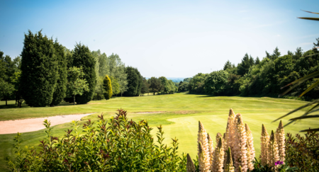 Overview of golf course named Telford Hotel and Golf Resort