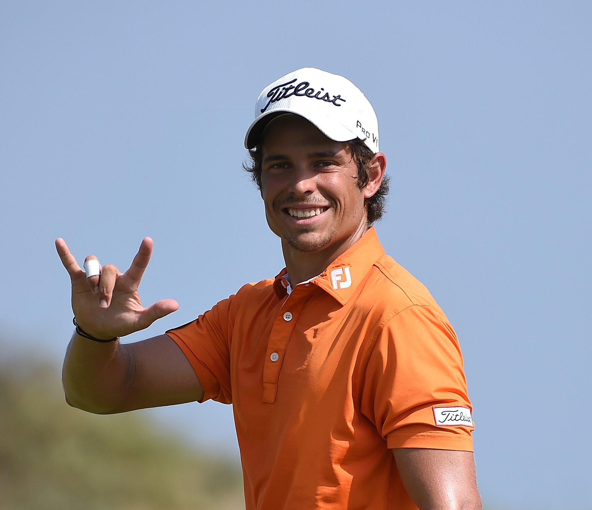 Avatar of golfer named Adrien Saddier