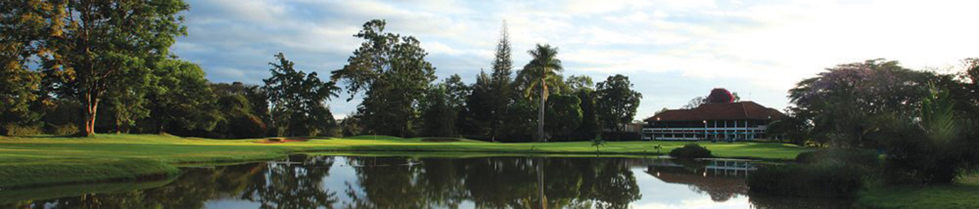 Overview of golf course named Muthaiga Golf Club