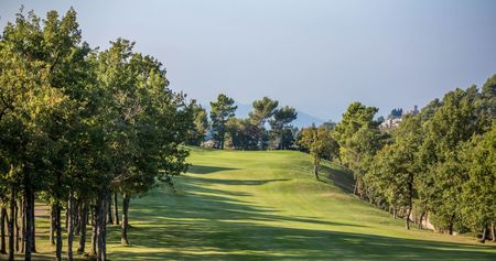 Overview of golf course named Golf Du Claux-Amic