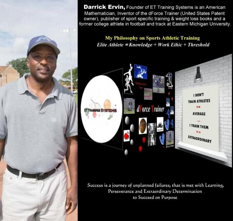 Avatar of golfer named Darrick Ervin