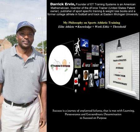 Avatar of golfer named Darrick Ervin