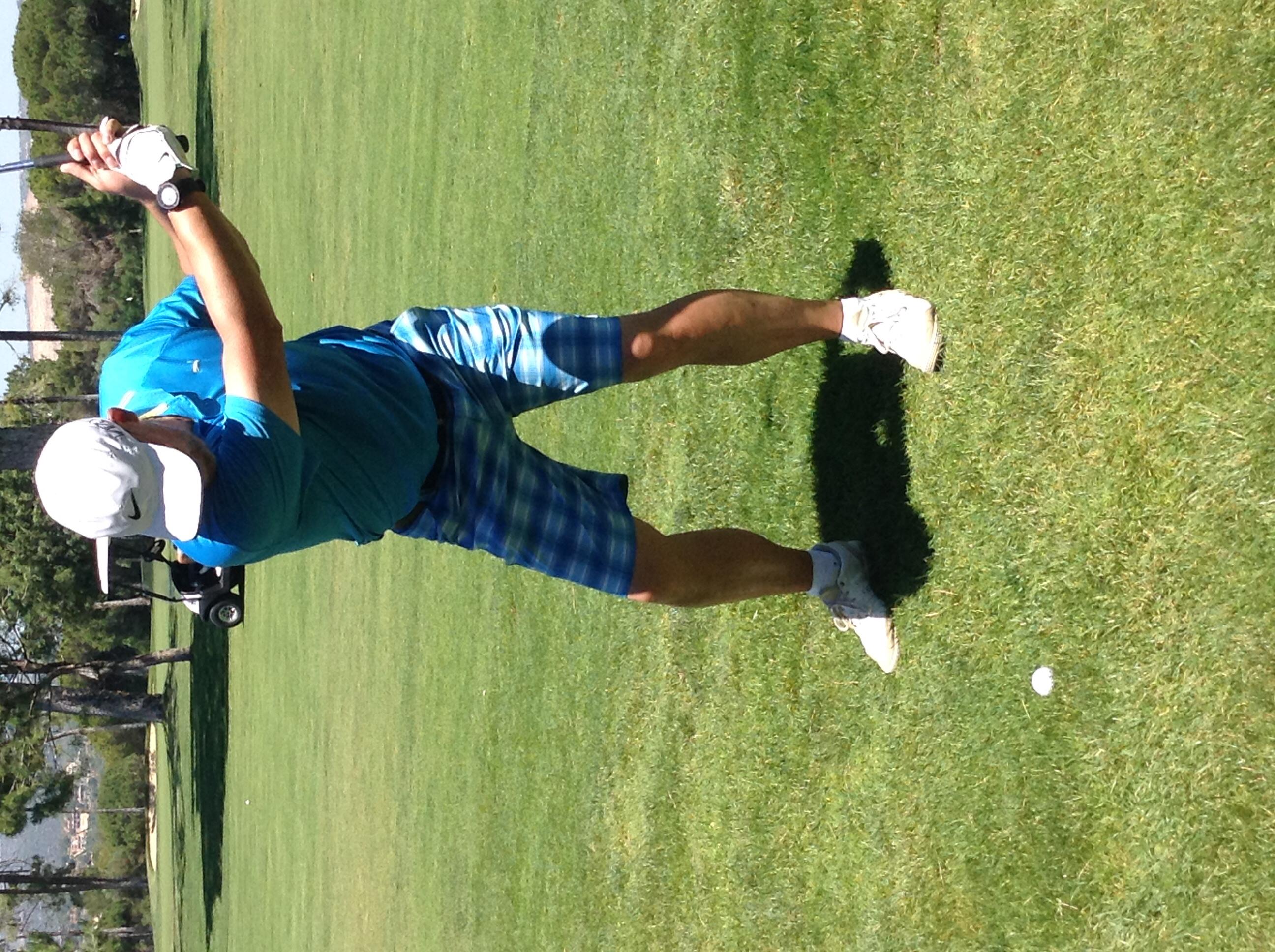 Avatar of golfer named Alain Gerard