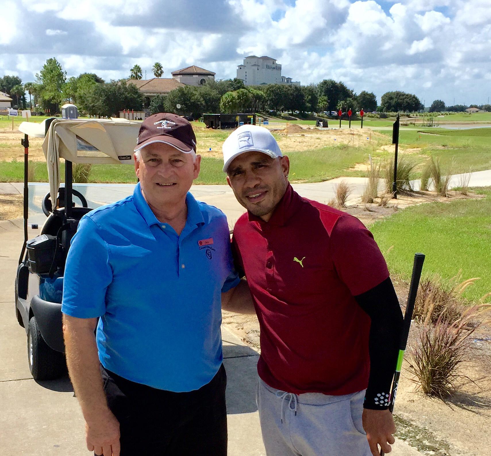 Avatar of golfer named Gary Romig