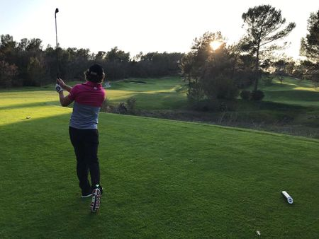Muthaiga golf club clement berardo checkin picture