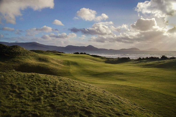 Waterville golf links cover picture