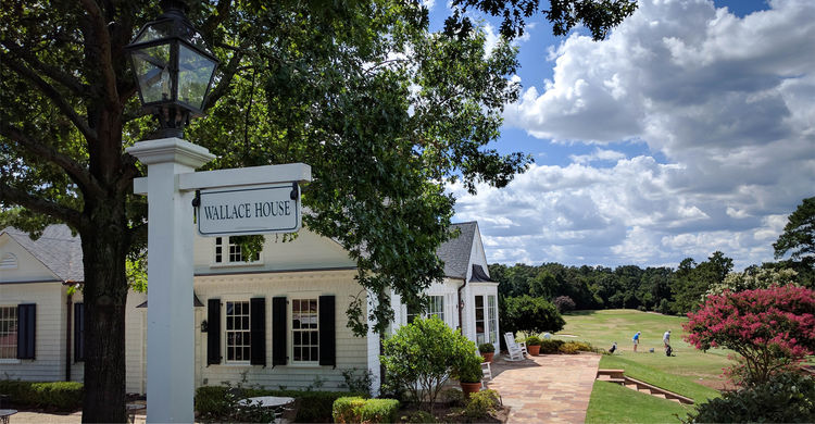 Augusta country club cover picture