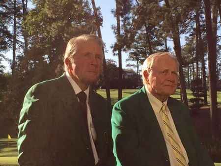 Preview of album photo named Tuesday at the 2017 Masters