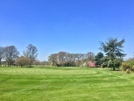 Royal mid surrey golf club nick renton checkin picture