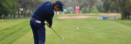 Profile cover of golfer named Matteo Manassero