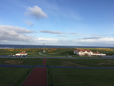 Trump turnberry a luxury collection resort scotland julien tizot checkin picture