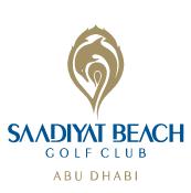 Logo of golf course named Saadiyat Beach Golf Club
