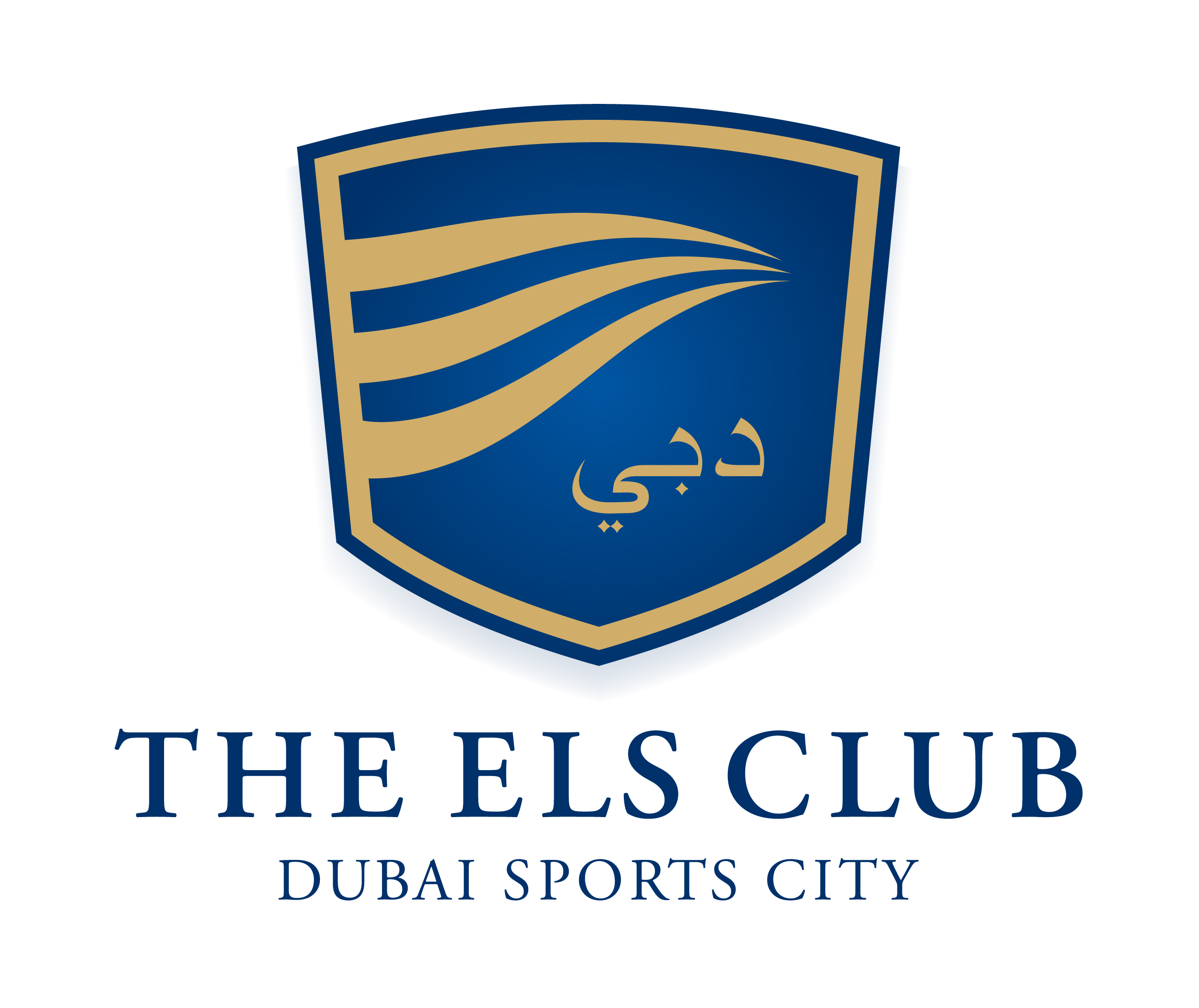 Logo of golf course named The Els Club