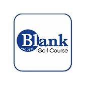 Logo of golf course named A. H. Blank Golf Course