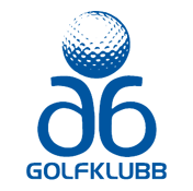 Logo of golf course named A6 Golfklubb
