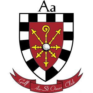 Logo of golf course named Aa Saint Omer Golf Club