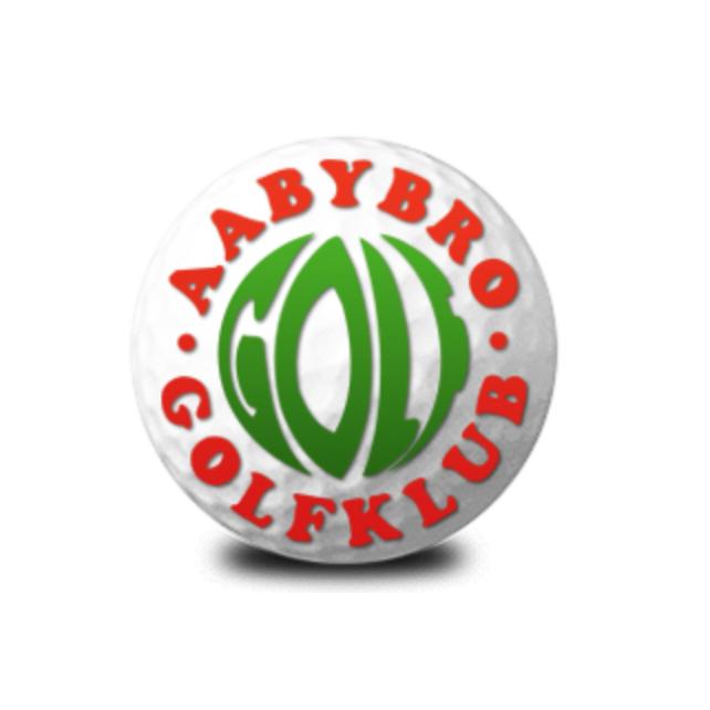 Logo of golf course named Aabybro Golf Club