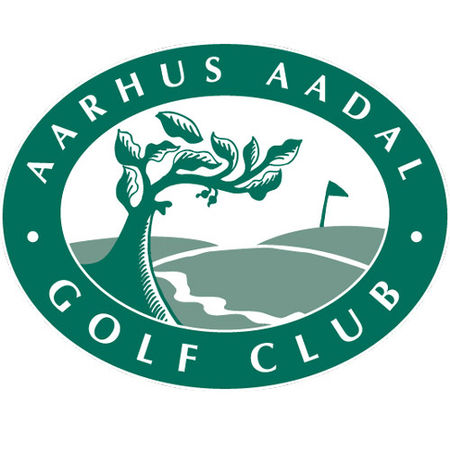 Logo of golf course named Aarhus Aadal Golf Club