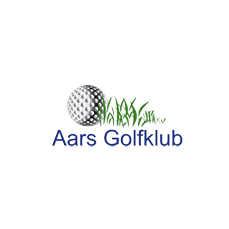 Logo of golf course named Aars Golf Club