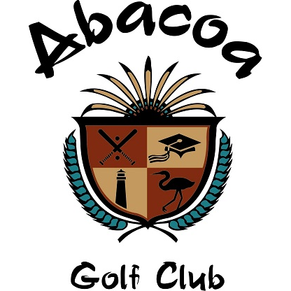 Logo of golf course named Abacoa Golf Club