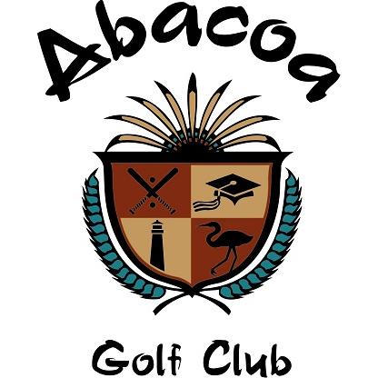 Logo of golf course named Abacoa Golf Club