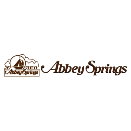 Logo of golf course named Abbey Springs Golf Course