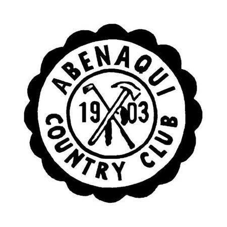 Logo of golf course named Abenaqui Country Club, Inc.