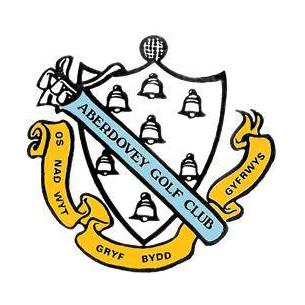 Logo of golf course named Aberdovey Golf Club