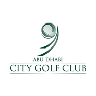 Logo of golf course named Abu Dhabi City Golf Club
