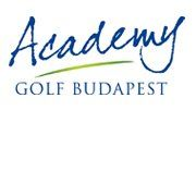 Logo of golf course named Academy Golf Club