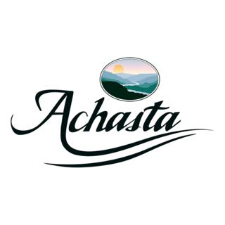 Logo of golf course named Achasta Golf Club