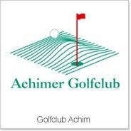 Logo of golf course named Achimer Golfclub