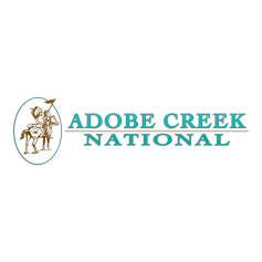 Logo of golf course named Adobe Creek National Golf Course