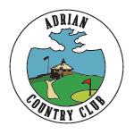 Logo of golf course named Adrian Golf Course