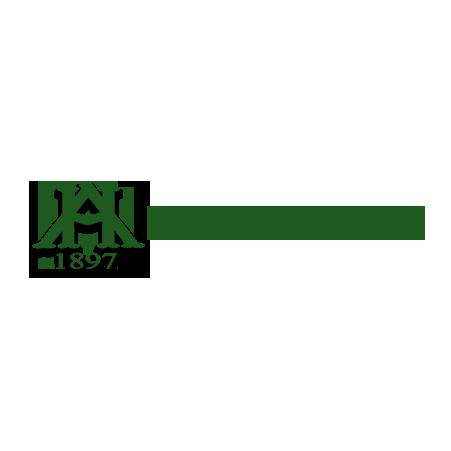 Logo of golf course named Agawam Hunt