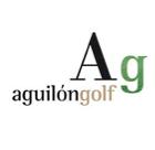 Logo of golf course named Aguilon Golf