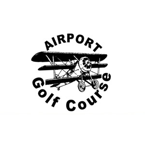 Logo of golf course named Airport Golf Course
